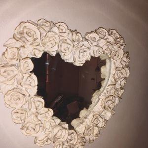 mirror rose Large
